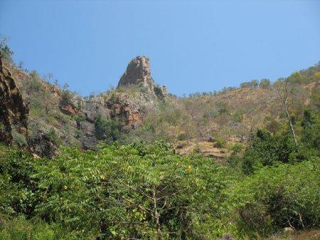Ахобилам - место явления Нарасимхи